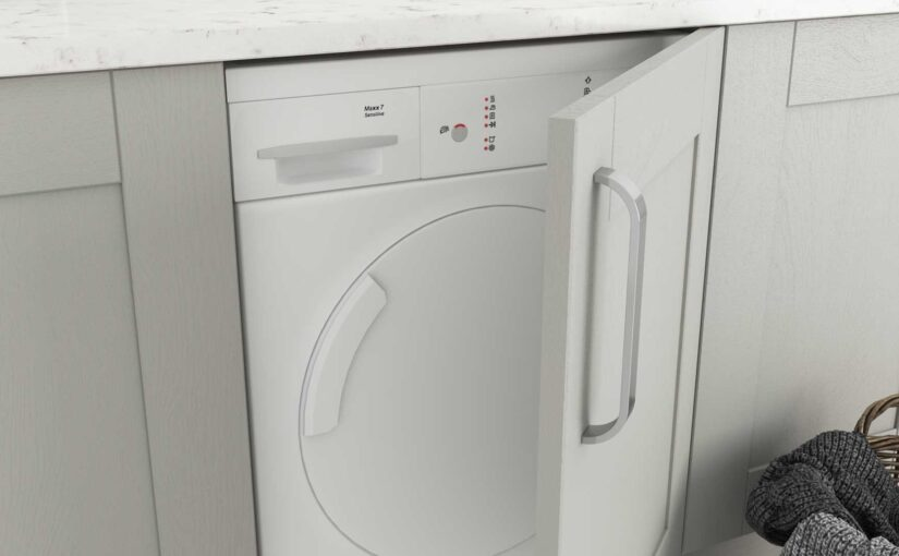How do I integrate a washer & dryer in my utility room?