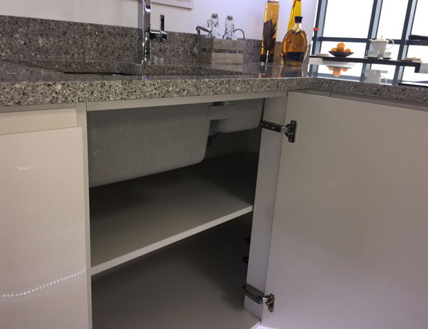 Sink base unit 5