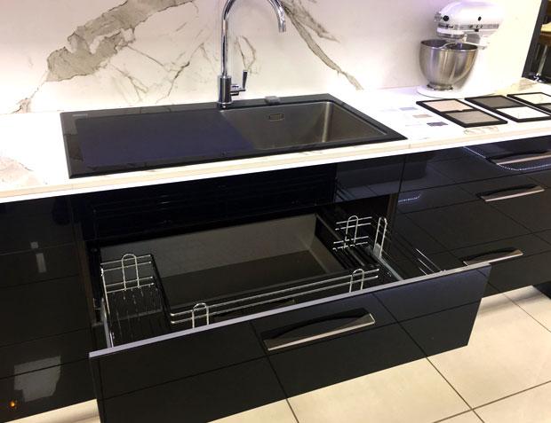 Sink base unit 6