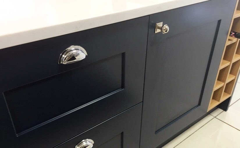 How to choose kitchen unit handles & knobs