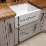 Harewood inframe belfast sink unit