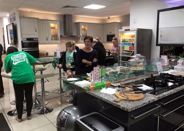 McMillan Coffee Morning Aug 2018