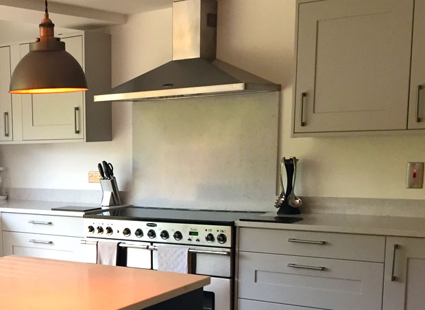 how to integrate a range cooker  diy kitchens  advice