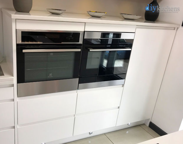 1250mm mid height oven