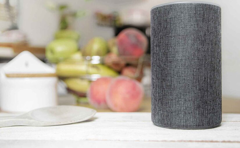 Control your kitchen with your voice – Smart Devices