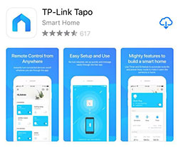 Download Tapo App