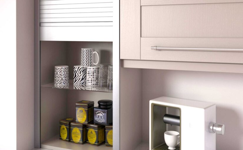 What is a tambour unit?