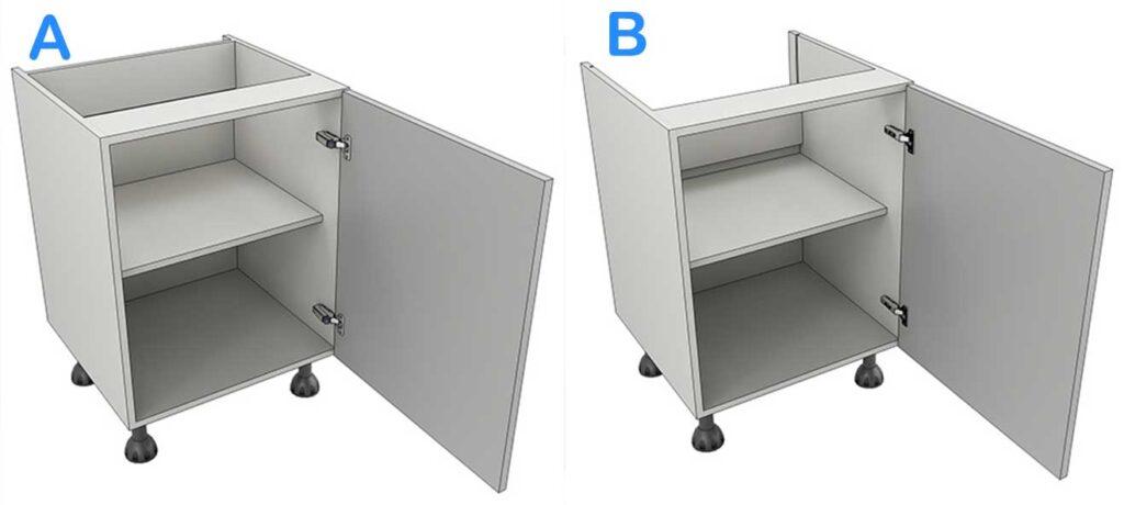 Sink unit comparison