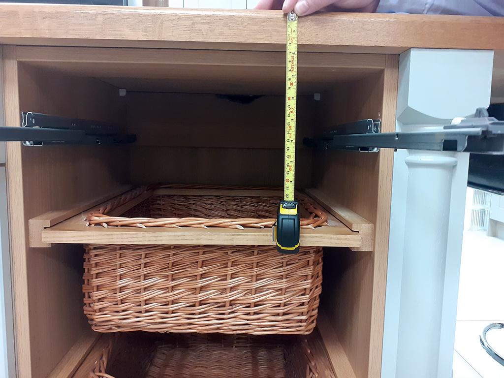 Wicker Basket Gap